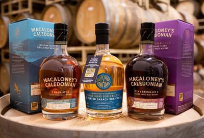 Canadian Distiller's Battle with Scotch Whisky Association Heats Up
