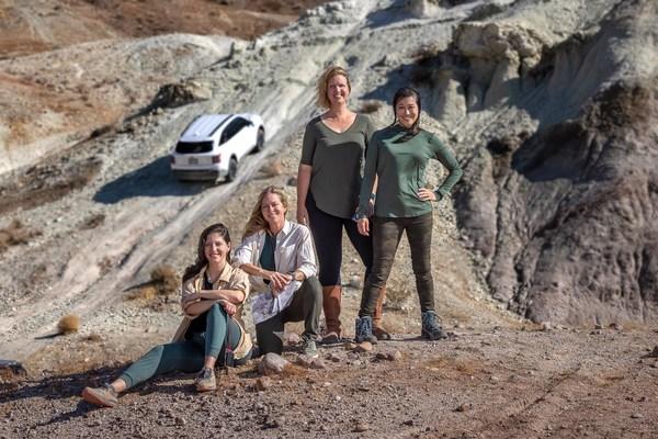 Electrificado y listo para la aventura: el Sorento PHEV 2022 se embarcará en el abrumador Rebelle Rally (PRNewsfoto/Kia Motors America)